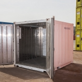 10ft 8'6 Used Reefer Containers
