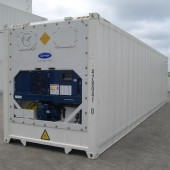 New 40ft Reefer Container