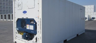 New 20ft Reefer Container
