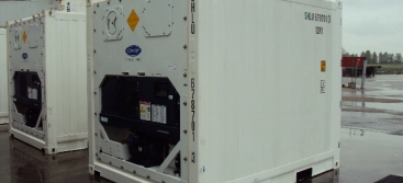 New 10ft Reefer Container